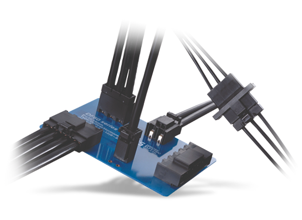 Hirose DF60F Wire-to-Board Connectors